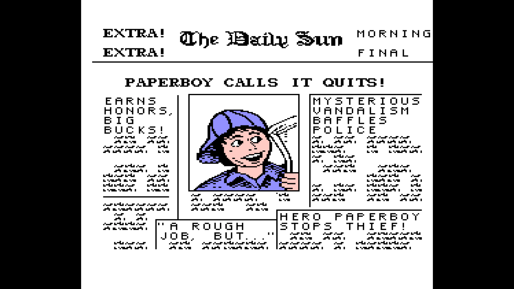 local-paper-covers-paper-boy-nes